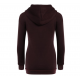 New Fashion Hoodie Thicken Long Sleeve Red Color Women Sweater WH-11RD image