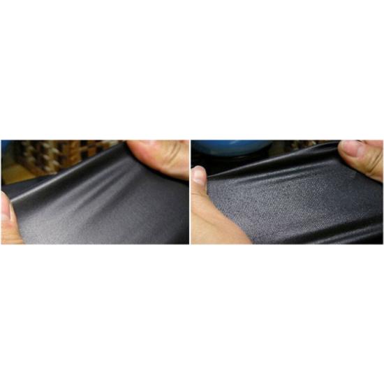 Women Tight Slim PU Matte Cashmere High Waist Leather Pants WC-103BK