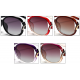 Classic Crystal Polarized Lens with Fashion Shades Women Sunglasses G-05RD (Red) image