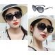 Elegant Butterfly Tide Style Women Sunglasses G-06BK (Black) image
