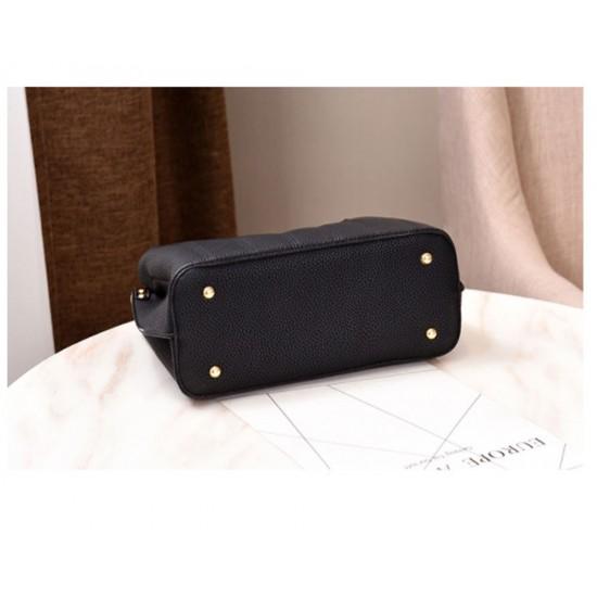 Women Exclusive Design Messenger Black Handbag WB-33BK image