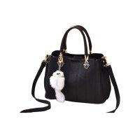 Women Exclusive Design Messenger Black Handbag WB-33BK