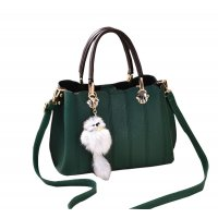 Women Exclusive Design Messenger Green Handbag WB-33GN