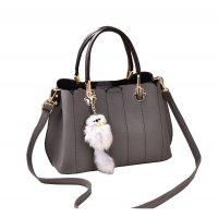Women Exclusive Design Messenger Grey Handbag WB-33GR