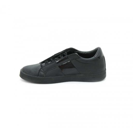 Bata North Star Black Color Sneaker Shoes For Women B-184BK