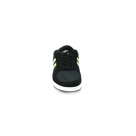 Bata North Star Black Color Sneaker Shoes For Women B-192BK