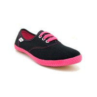 Bata Casual Canvas, Black Color, Fashion TOMY TAKKIES For Women B-285BK