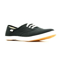 Bata Casual Canvas, Black Color , TOMY TAKIES For Men B-287BK