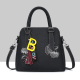 American fashion shoulder diagonal handbag WB-40BK