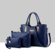 shoulder portable Messenger Three Pieces handbag WB-41BL image