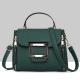 Lychee Pattern Green Cross-Border Handbag WB-42GN