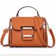 Lychee Pattern Brown Cross-Border Handbag WB-42BR image