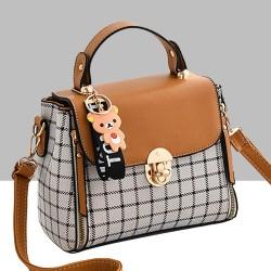 New Fashion Small Square Cross Border Ladies Shoulder Bag WB-43BR