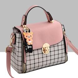 New Fashion Small Square Cross Border Ladies Shoulder Bag WB-43PK