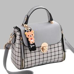 New Fashion Small Square Cross Border Ladies Shoulder Bag WB-43GR