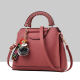 Women Beautiful Plaided Cross Section Shoulder Bag WB-47PK image