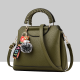 Women Beautiful Plaided Cross Section Shoulder Bag WB-47GN