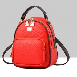 Mini Casual Backpack Nylon Shoulder Bags for Women WB-52RD