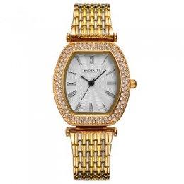 Designer Women's Luxury Gold Fashion Watch W-83