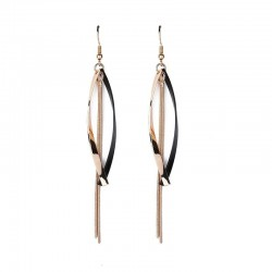 Luxury Design long Paragraph Earrings E-50