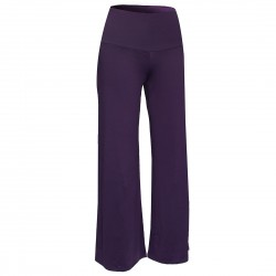 Sleepover Purple Loose Stretch Pajamas WC-219PR