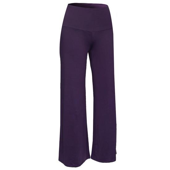 Sleepover Purple Loose Stretch Pajamas WC-219PR |image