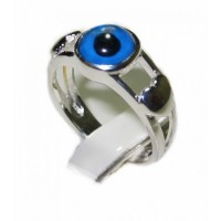 Eye Stone Silver 925 Ring andr-89