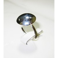 Silver 925 Ring with Simplicity andr-93