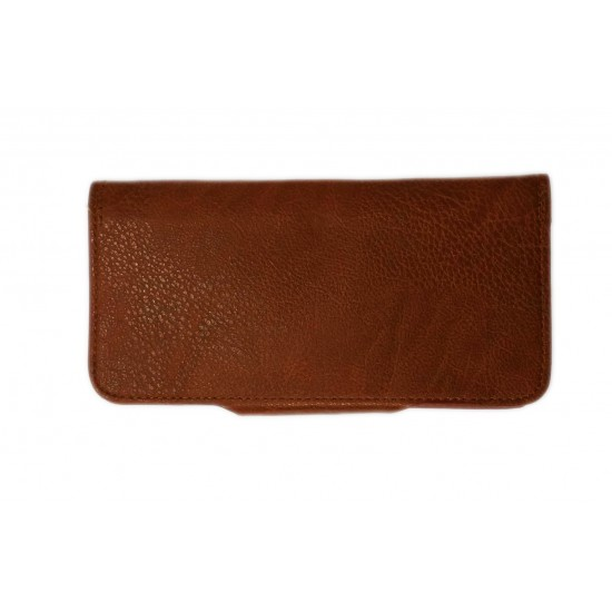 Brown Leather Men Wallet DAW-05