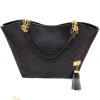 Women's Korean Style Black Color Shoulder Handbag CLB-60