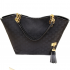 Women's Korean Style Black Color Shoulder Handbag CLB-60