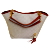 Women's Korean Style Cream Color Shoulder Handbag CLB-61