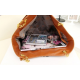 Women's Korean Style Brown Color Shoulder HandbagCLB-63
