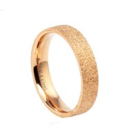 Women Rose Gold Plated Romantic Modern Jewelry Ring CBR-71
