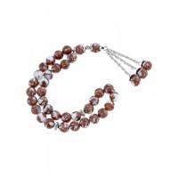 Masbaha Unisex Sun Stone Prayer Beads ANM-12