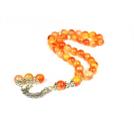 Masbaha Unisex Genuine Gemstone Prayer Beads ANM-25 image