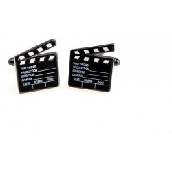 Look Stylish Movie Short Taker Design Cufflinks for Men CFL-30