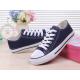 Women Blue Color Comfty Canvas Shoes For Women WS-03BL
