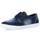 Women Navy Blue Denim Canvas Sneaker Shoes S-13BL