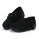 Women Black High Casual Wedge Shoes S-16BK