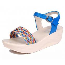 Women Summer New Generation High Wedge Sandals S-51