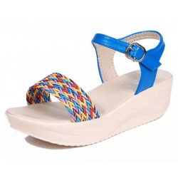 Women Summer New Generation High Wedge Sandals S-51