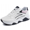 Women White Casual Jogging Breathable Sports Shoes S-32W