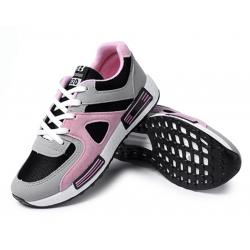Women Summer Grey Sports Running Shoes S-46G