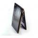 Ultra-thin Simple Multi-Card Leather Zipper Long Wallet MW-05B