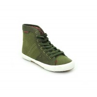 Bata North Star Green Color Men Fashion Sneakers Shoes B-47