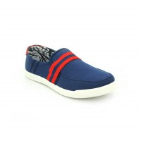 Bata North Star Blue Color Men Fashion Casual Shoes B-48
