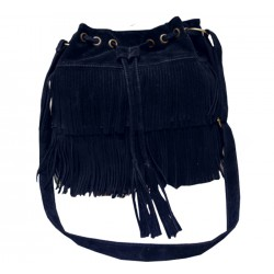 Women Fashion Square Shape Black Color Shoulder Handbag WB-21BK
