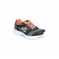 Bata Power Black Color Sports Shoes For Women B-88