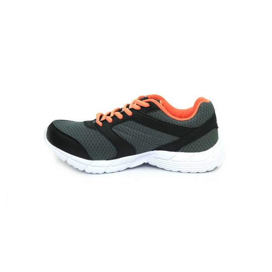 Bata Power Black Color Sports Shoes For Women B-88